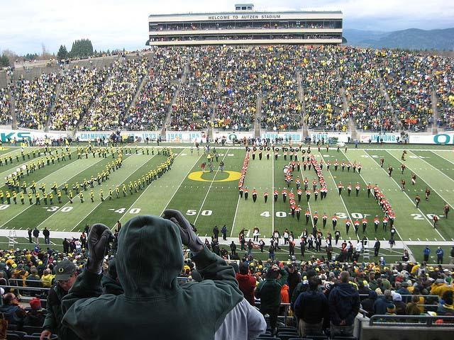 Ducks and Beavers start off football season with success