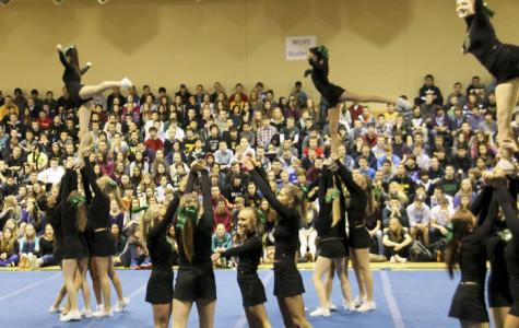 West Linn Cheer finishes 6th in State Cheer Championship