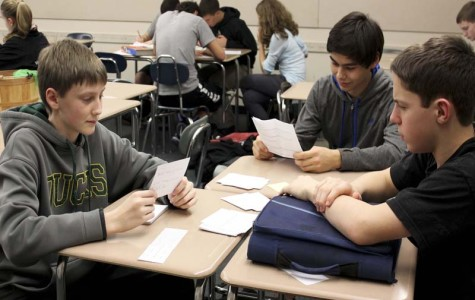 COCOA and CRAM gives freshmen help for finals