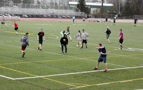 Ultimate Frisbee is introduced to WLHS by a small association of students