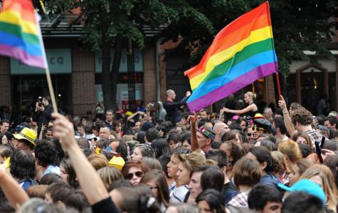 Wedding bells chime major victory for LGBT+ community in Oregon
