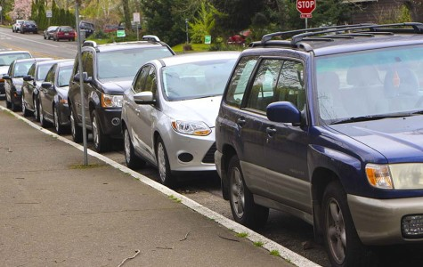 Students up in arms about limited parking