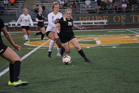 Girls Soccer beats Southridge 1-0 (9 Photos)
