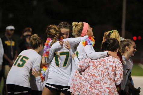 Girls Soccer celebrates Senior Night despite tie against Saint Mary's (18 Photos)