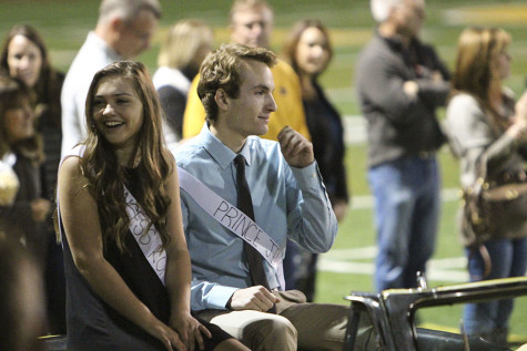 Homecoming King and Queen is announced while football defeats Tualatin (32 Photos)
