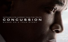 """Concussion"" shines a light on CTE head trauma in the National Football League"