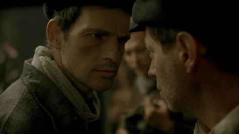 """Son of Saul"" leaves audiences imprisoned with sympathy for Holocaust survivors."