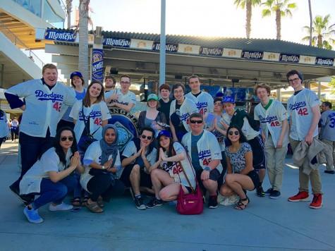 WLHS Now staff take on LA for JEA Trip (30 Photos)