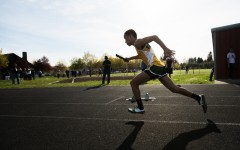 Track takes on Sherwood and Lakeridge in their second meet of the season (25 Photos)