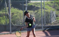Girls Tennis remains undefeated after their victory against Grant (18 Photos)
