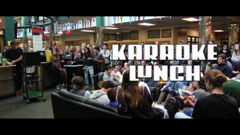Karaoke Lunch has Big Turnout