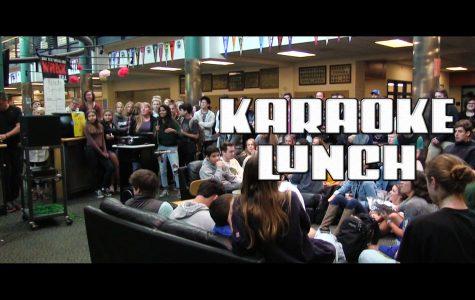 Karaoke Lunch has Big Turnout