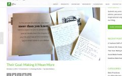 National Blog Features 'It Means More' Yearbook Theme