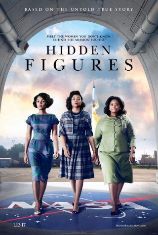 "Academy award nominated ""Hidden Figures"""