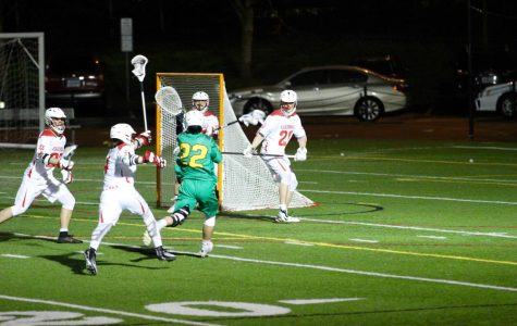 Boys Lacrosse drops Lincoln 10-5 in first game back from break