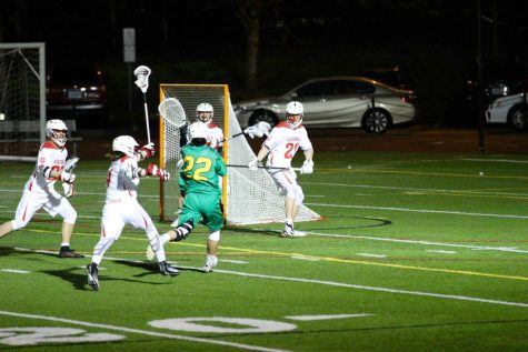 Boys Lacrosse passes test of Lake Oswego with flying colors