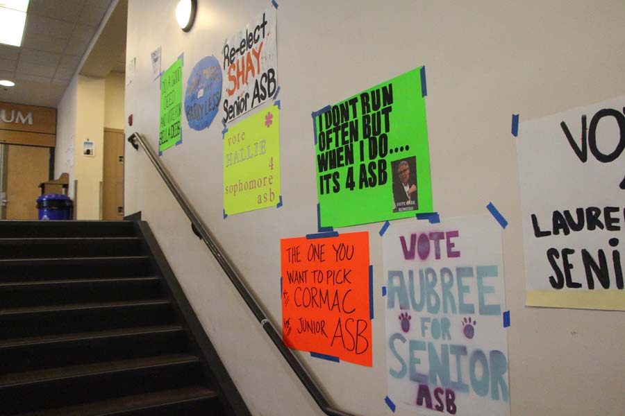Students+voted+on+May+31+for+the+incoming+ASB+members+of+next+year.+With+posters%2C+t-shirts+and+catchy+campaign+slogans%2C+the+election+was+anything+less+than+competitive.