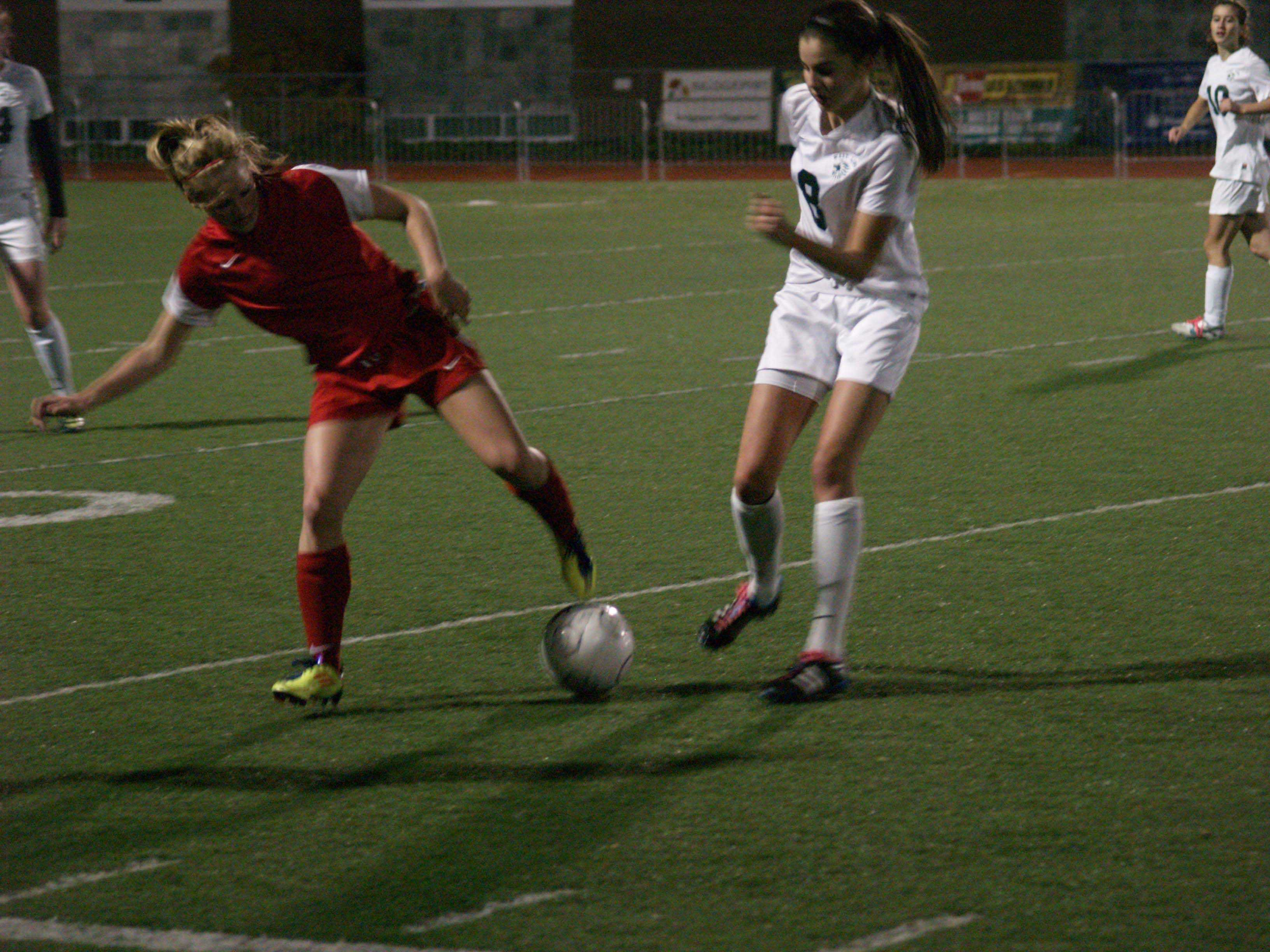 Girls' soccer midseason preview