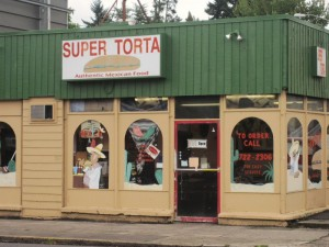 Weekly lunch hot spot: Super Torta