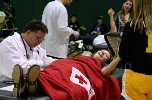 Despite unsure start, third semi-annual blood drive resulted in success