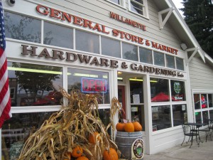The historic Willamette general store gets a new face in an old place
