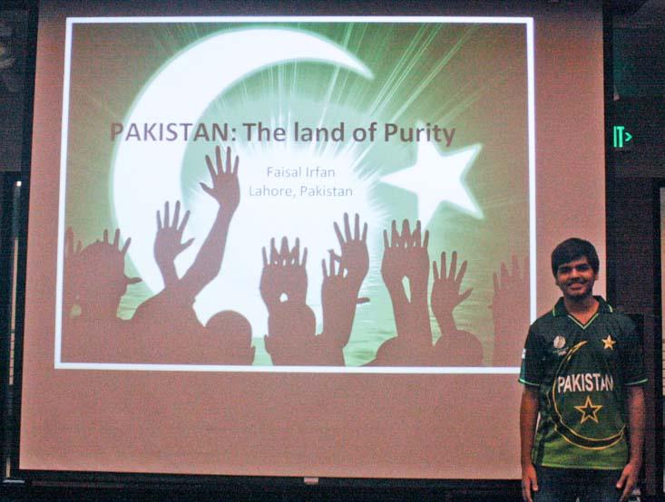 A taste of Pakistan