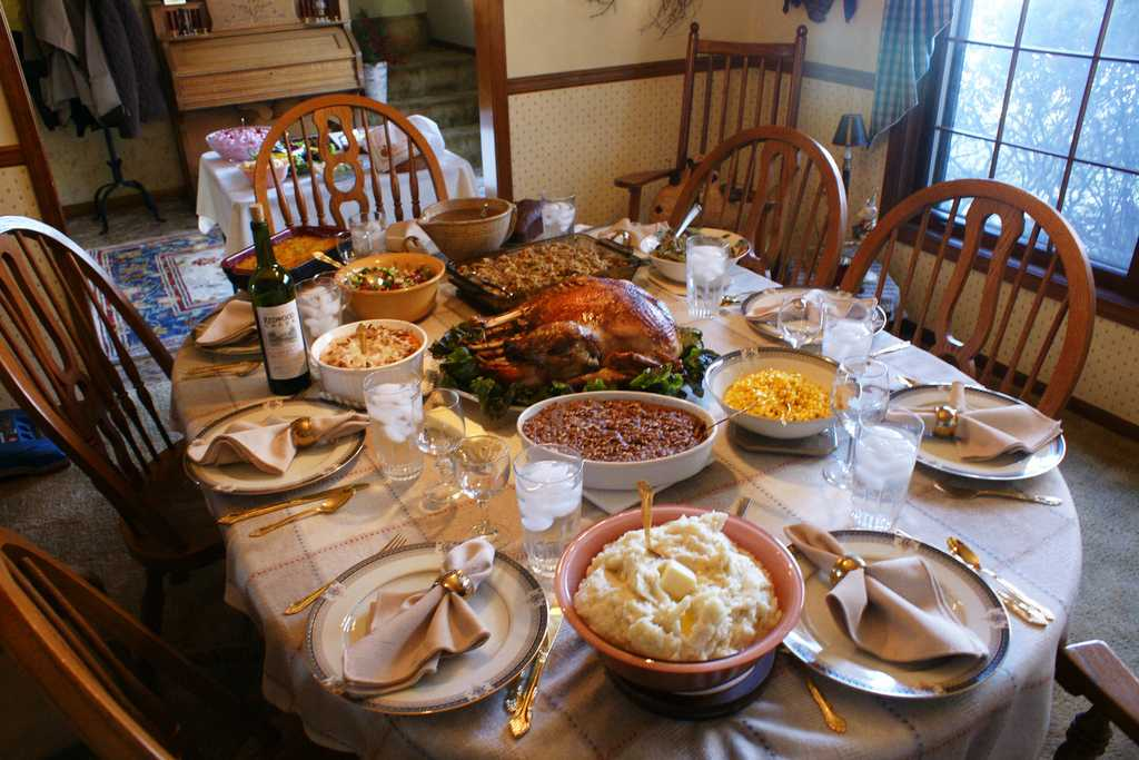 Things to be thankful for: a countdown to Thanksgiving