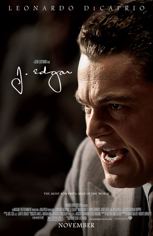 Deceit, blackmail and conspiracy: J. Edgar takes a long time to tell an intriguing story