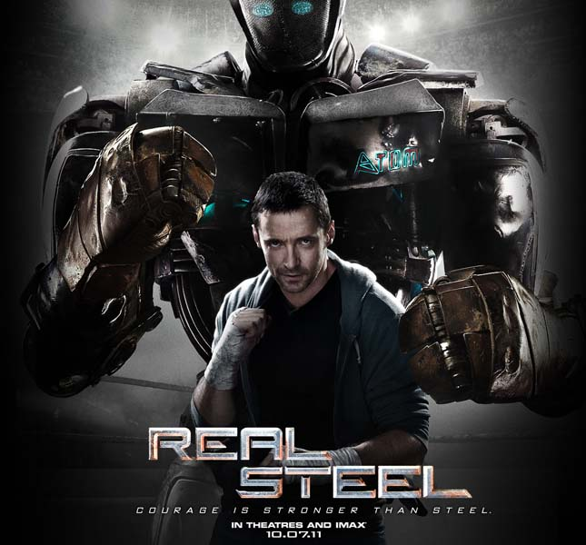 """Real Steel"" script fails while robot-vs.-robot action wins"