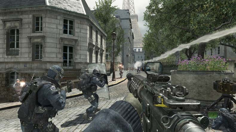 """Modern Warfare 3"" gives new twist to the already popular game series"