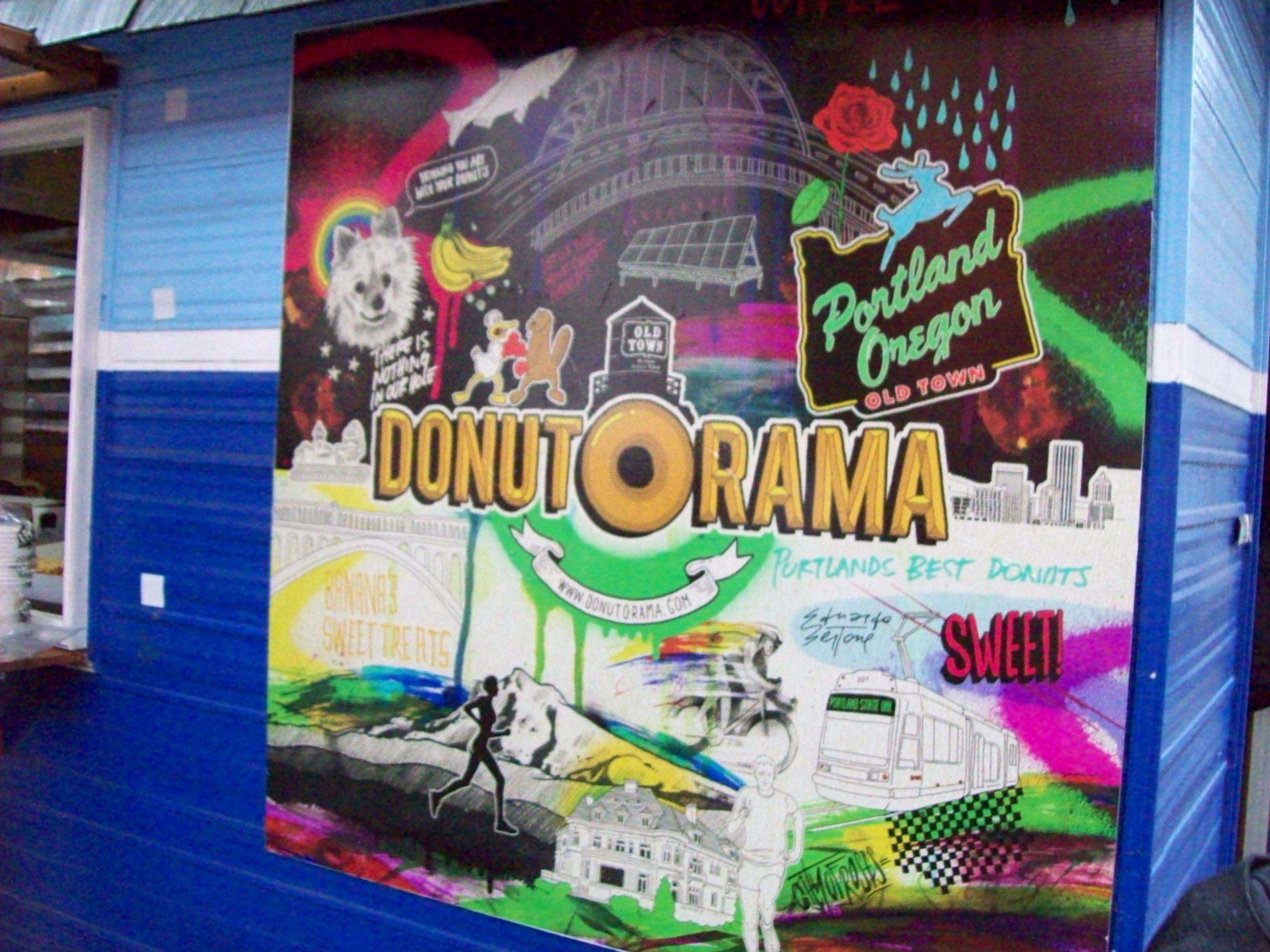 Donut-O-Rama is one sweet deal