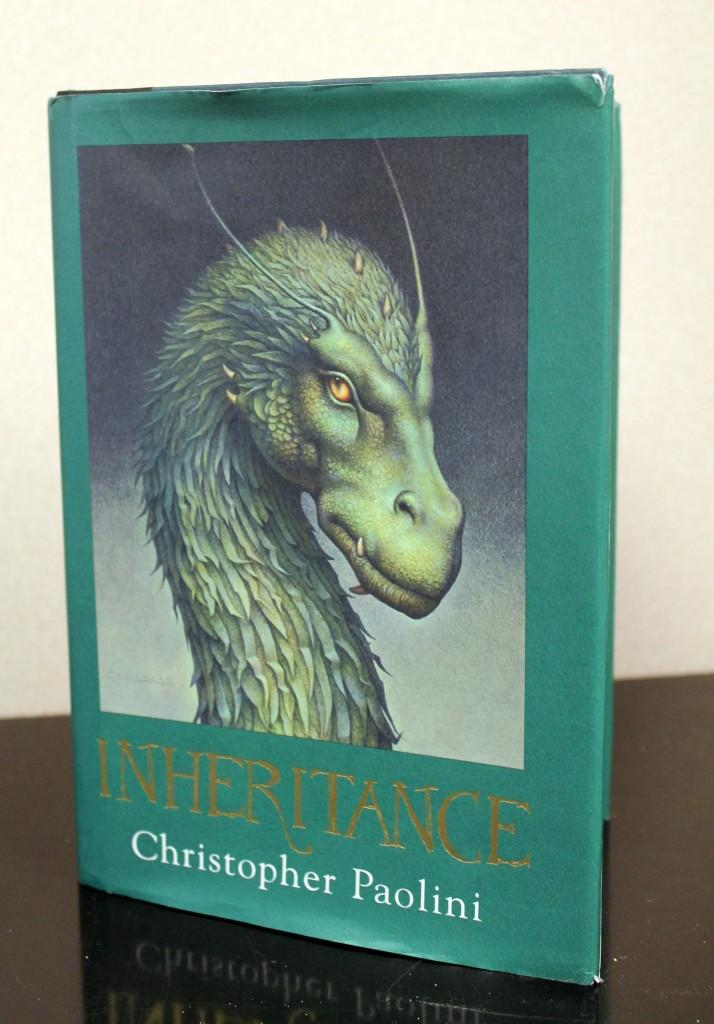"""Inheritance""- Paolini's thrilling book concludes to the ""Inheritance Cycle"""