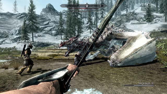 """Skyrim"": a game of the future"