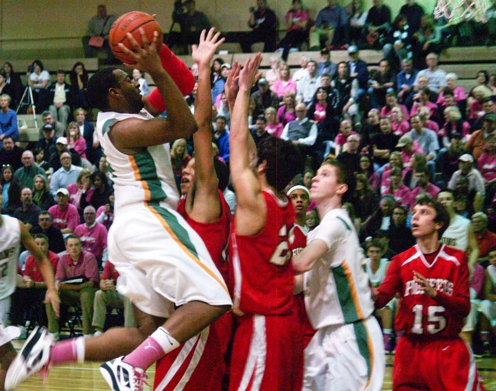 "Lion's ""pink out"" too much for the Pioneers"