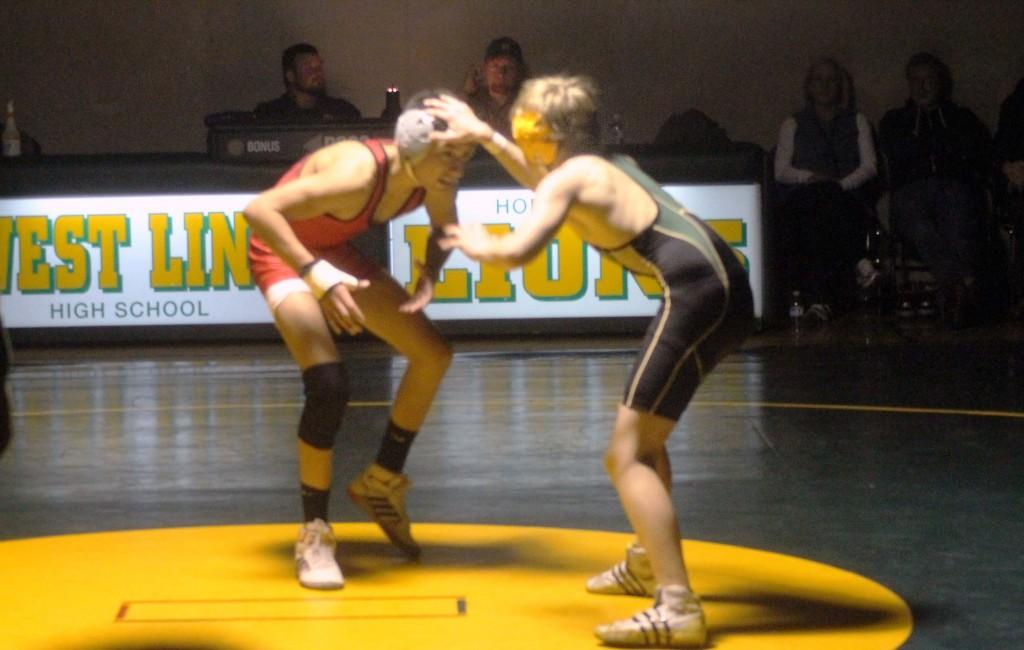 Samarron and wrestling team seek consistent improvement