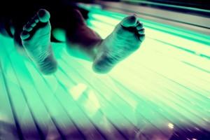 A chamber of cancer cells: teens still pursue a tan, despite health risks