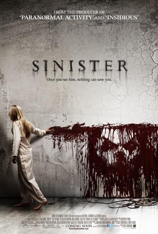 """Sinister"" proves to be an entertaining yet mediocre scary movie"
