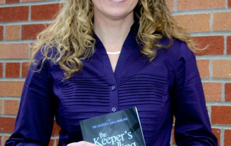 "Local author makes time travel possible in her book ""The Keepers Calling"""