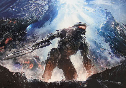 Halo 4: The epic video game saga is making a comeback for the next decade