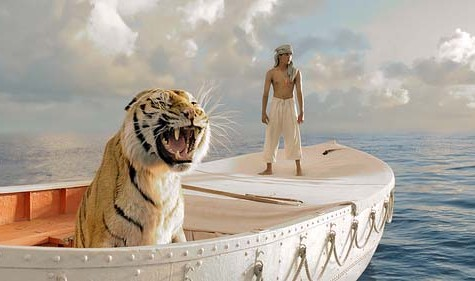 Swallowed up by Life of Pi the movie