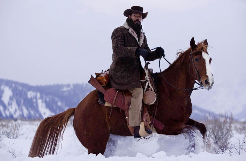Django Unchained is a bloody thrillride