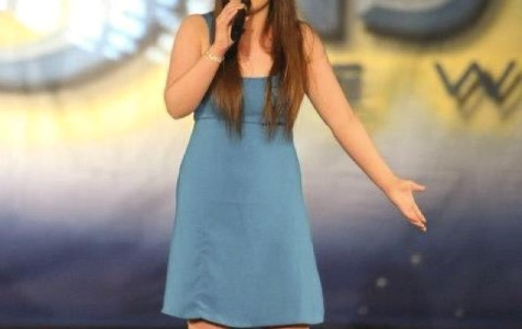 Blake Slover excells in singing