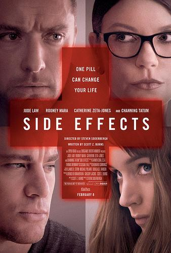 """Depression and confusion actually make for some fun in """"Side Effects"""""""