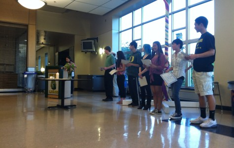 Chinese students recognized in language honor society