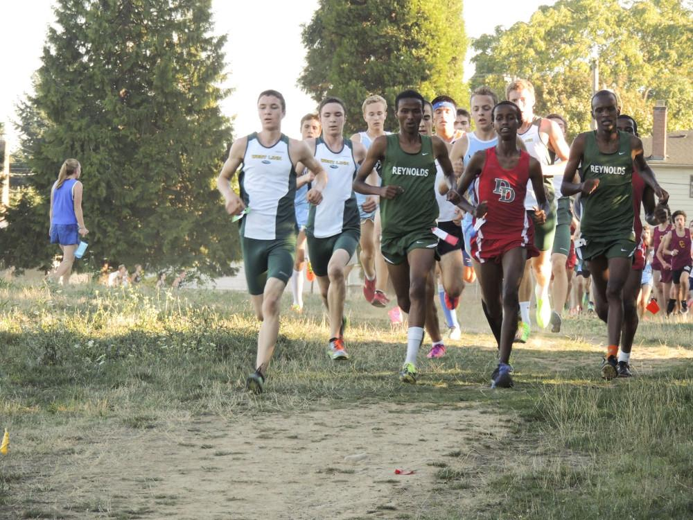 Cross Country starts season with promising talent