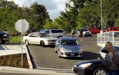 Senior only parking rumors dismissed