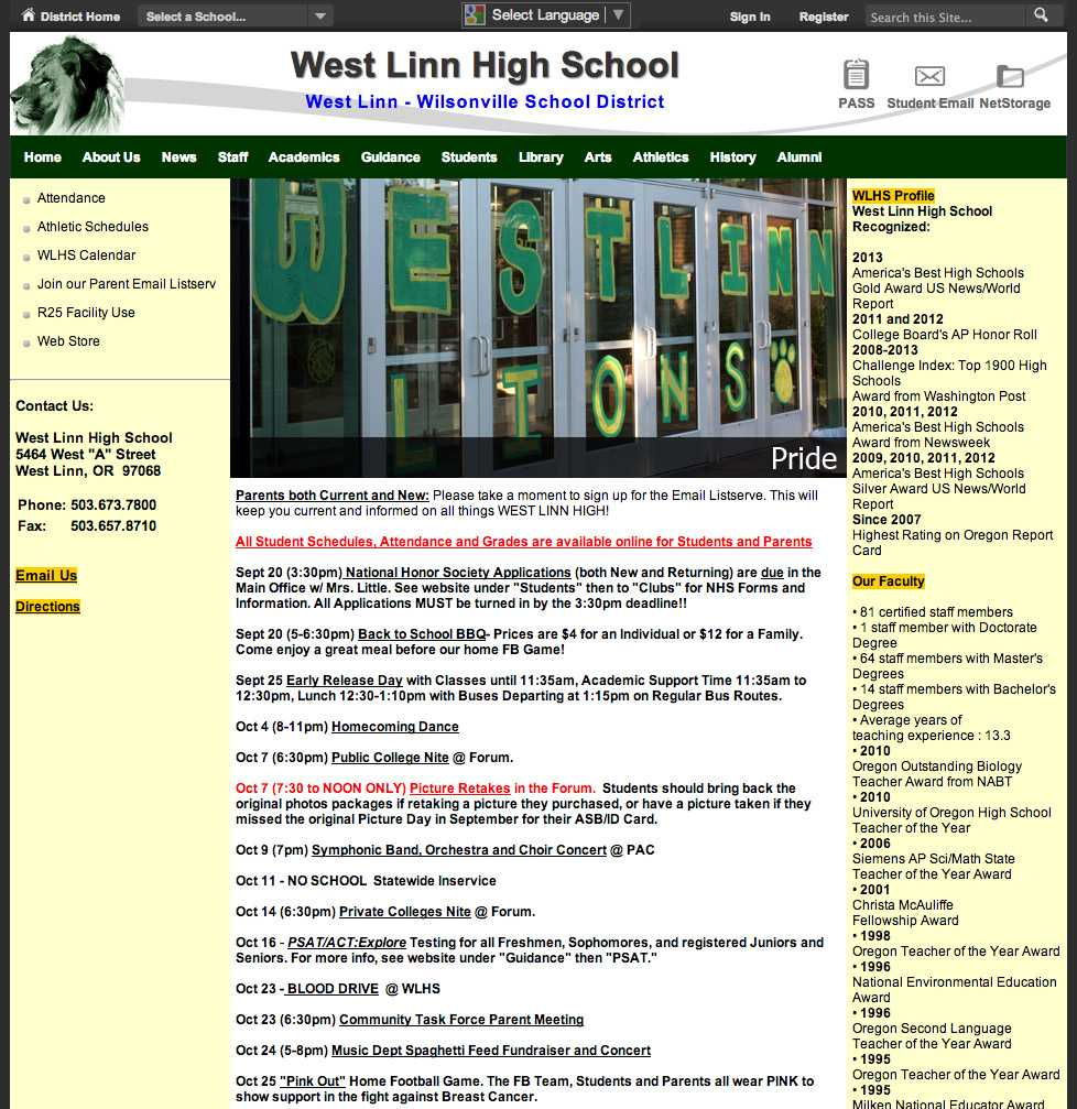 WLWV+School+District+converts+to+Schoolwires-run+websites