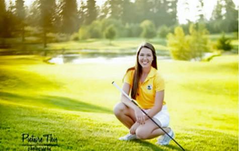 Sarah Archuleta golfs her way to college scholarship