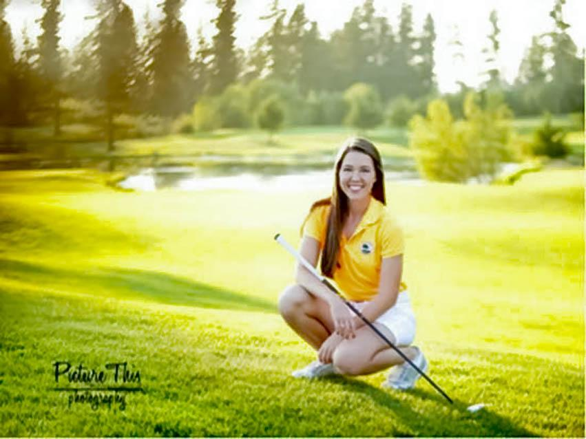 Sarah Archuleta golfs her way to college scholarship