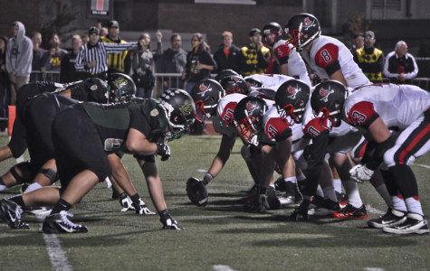 Lions lose on homecoming night